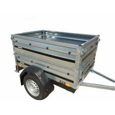 Brenderup 1205s Steel Trailer Extension Sides can be used with ABS lid or Cover