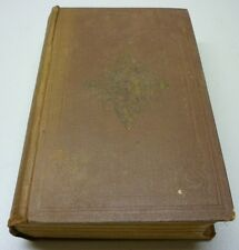 Antique 1871 Le Canada Sous L'Union 1841-1867 Hard Cover Book