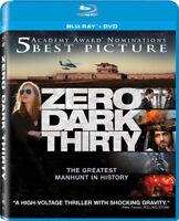 Zero Dark Thirty [New Blu-ray] With DVD, UV/HD Digital Copy, Widescreen, 2 Pac