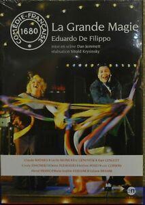 LA GRANDE MAGIE (EDUARDO DE FILIPPO) - DVD NEUF - THEATRE- Enregistrée en 2010