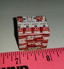 1/64 custom farm toy Pallet of becks XL Seed corn bags see description