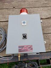 VAC-U-LOK SINGLE ZONE DIGITAL SAFETY SYSTEM VSS-E-DVG-BL FOR CNC