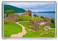 Loch Ness Scotland Fridge Magnet 02