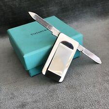 Tiffany Pocket Knife Money Clip