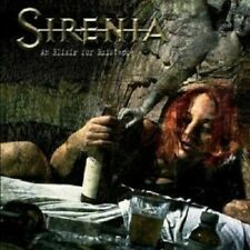 "SIRENIA ""AN ELIXIER FOR EXISTENCE"" CD GOTHIC METAL NEW+"
