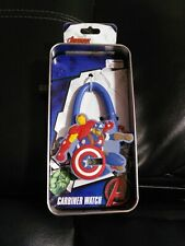 Avengers Carabiner Clip Watch Cartoon Themed.   5