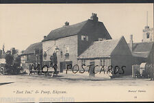 "Middlesex Postcard - ""Boot Inn"" & Pump, Edgware   RT499"