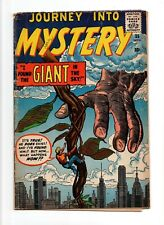 Journey into Mystery #55 VINTAGE Marvel Comic The Giant in Sky Golden Age 10c
