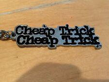 Cheap Trick Logo Keychain