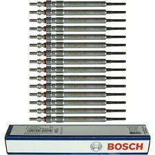15X Original BOSCH Glow Plugs 0 250 403 009 Duraterm