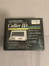 Bel-Tronics Ad100 Caller Id Call Blocker Brand New Sealed Made In Usa