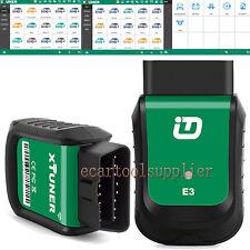 XTUNER E3 WiFi Obd2 ABS Oil Idle Learning ECU VIN Code Reader Diagnostic Scanner