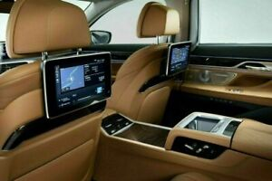 "NEW OEM BMW 5 7 X5 X6 X7 G31 G11 G12 G05 Rear screen monitor 10,2"" TOUCH 8736696"