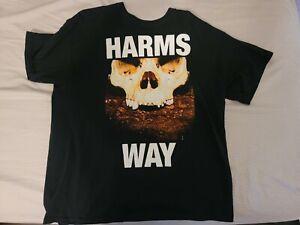 """Harms Way """"Rust"""" Shirt XL"""