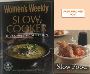 Women's Weekly - SLOW COOKER THE COMPLETE COLLECTION - HC - NEW COND + BONUS