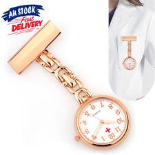 2019 Watch Face Pocket Nurse Fob Nursing Rose Gold Large Fashion Pendant