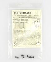 FLEISCHMANN Spur N 9571 Adapter für Profi-Kupplung 9570, 10 Stück, OVP, top!