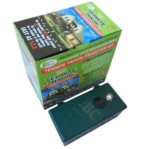 Termite Ninja - DIY Complete 4 Station Eradication Kit