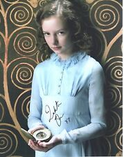 DAKOTA BLUE RICHARDS autographed 8x10 photo          THE GOLDEN COMPASS ACTRESS