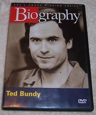 Biography - Ted Bundy DVD A&E serial killer