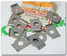 KAWASAKI PARTS JET SKI JS440 JS550 EXHAUST CLAMP WASHERS 92095-513 QTY.10 NOS