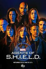 Agents Of Shield poster (h)  -  11 x 17 inches