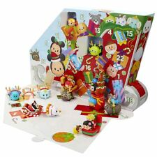 Tsum Disney Countdown to Christmas Advent Calendar Playset