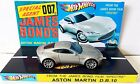 Hot Wheels JAMES BOND 007 Spectre ASTON MARTIN DB10 Car on Custom Display [a]