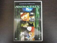 ANIMATRIX - FILM IN DVD ORIGINALE - visitate il negozio ebay COMPRO FUMETTI SHOP