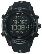 Relojes de pulsera Pulsar de alarma
