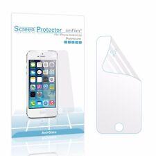 iPhone SE | 5S | 5C | 5 amFilm Anti-Glare/Fingerprint Screen Protector (3 Pack)