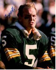 PAUL HORNUNG Signed NFL GREEN BAY PACKERS Photo w/ Hologram COA