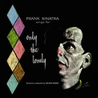 FRANK SINATRA - ONLY THE LONELY  CD NEU