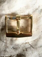 VINTAGE BUCKLE IN YELLOW GOLD FOR PATEK PHILIPPE 14mm.