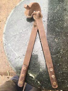 Record sheet metal cutter No 500