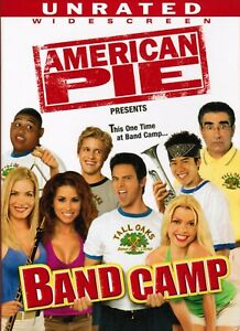 American Pie Presents Band Camp 2005 Widescreen DVD Unrated Edition Comedy Movie