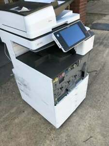 Ricoh MPC4503 A3 Colour Photocopier Printer Scanner - Working with minor defects