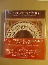 Michel Baudson - L'art et le temps. Regards sur la quatrième dimension