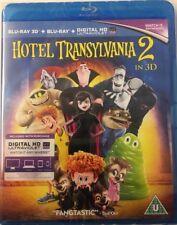 Hotel Transylvania 2 (Blu-ray 3D+Blu-Ray+UV) Adam Sandler Selena Gomez
