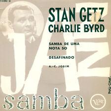 STAN GETZ Charlie Byrd Et Son Orchestre FR Press Verve 74 082 EP