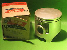 YAMAHA YZ125E 1978 YAMAHA PISTON 3RD OVER SIZE 0.75MM OEM #2K6-11637-00