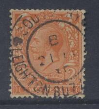 GB KG5 1924 BLOCK 2d...FU CDS LEIGHTON BUZZARD..cv £100