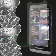 Pellicola VETRO temprato trasparente totale display per BlackBerry Z30 schermo