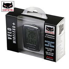 Cateye CC-VT235W Bike Cycling LCD Backlight Wireless Speedometer Cycle Computers