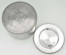 Nikkor 39mm SM Aluminium Can for Early MIOJ Lenses  #7 .......... Very Rare !!