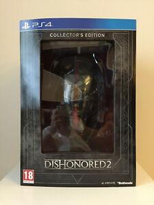 Dishonored 2 Collector's Edition [PS4] - Game Sealed