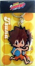 Hitman Reborn Summer Tsuna Rubber Key Chain NEW