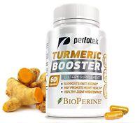 ❤ Premium Turmeric Curcumin Extra Strength with BioPerine Black Pepper NON-GMO