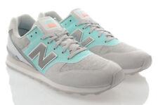 Zapatillas deportivas de mujer textiles New Balance de color principal gris