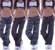 Hosengröße 42 Damenhosen im Cargo -/Militär-Stil